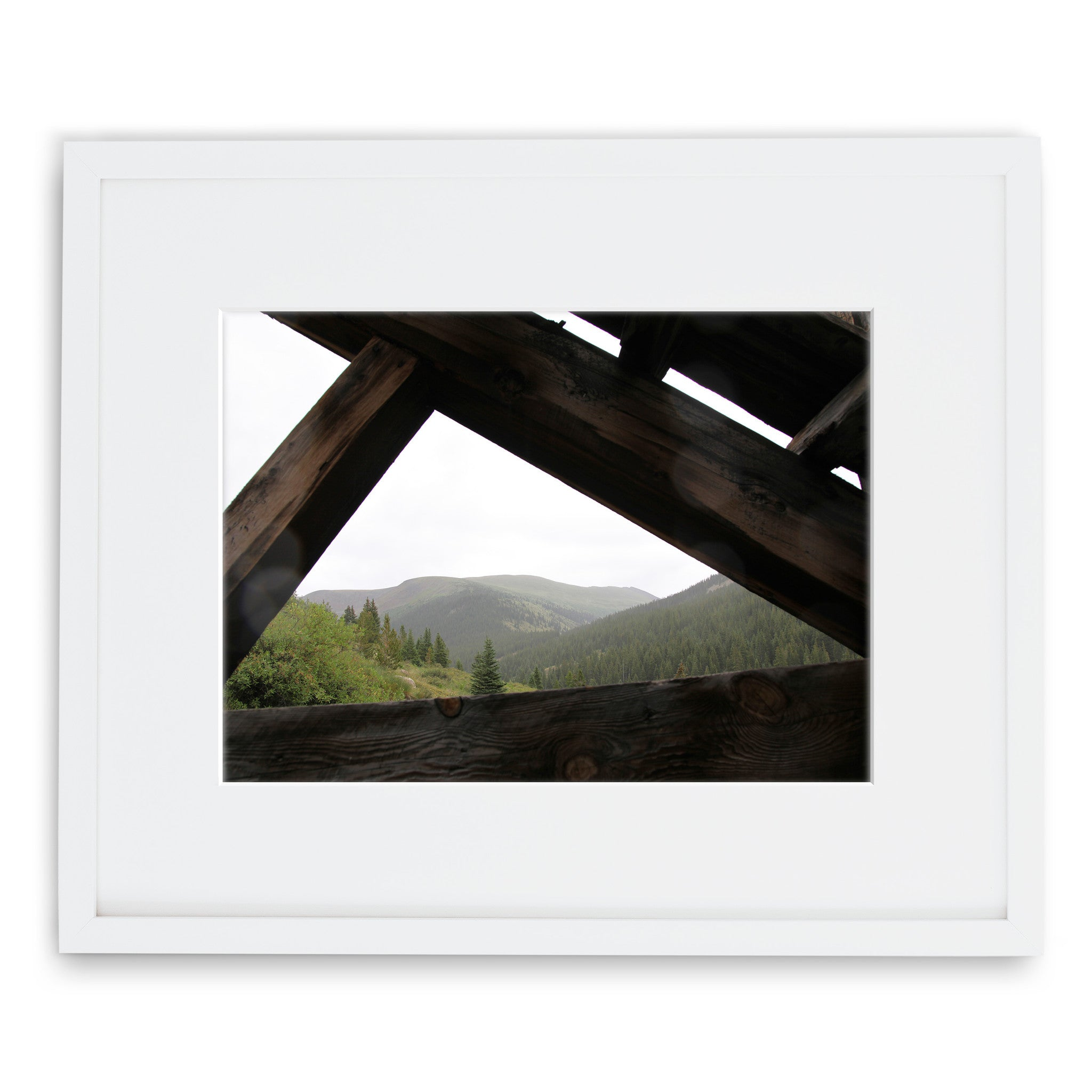 Jessie Chaney Prints - Independence Pass