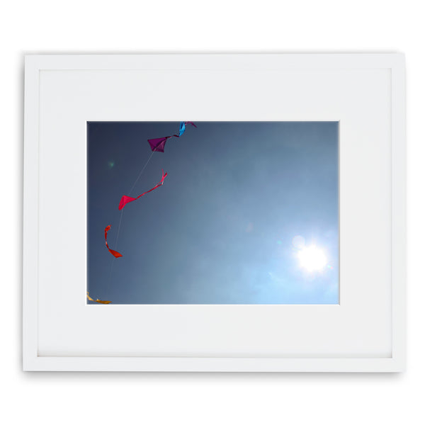 Jessie Chaney Prints - Kite Flying
