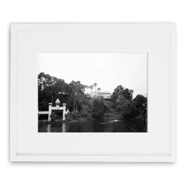 Jessie Chaney Prints - Lake Shrine