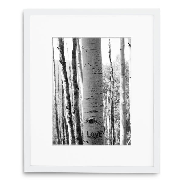 Jessie Chaney Prints - Love Tree