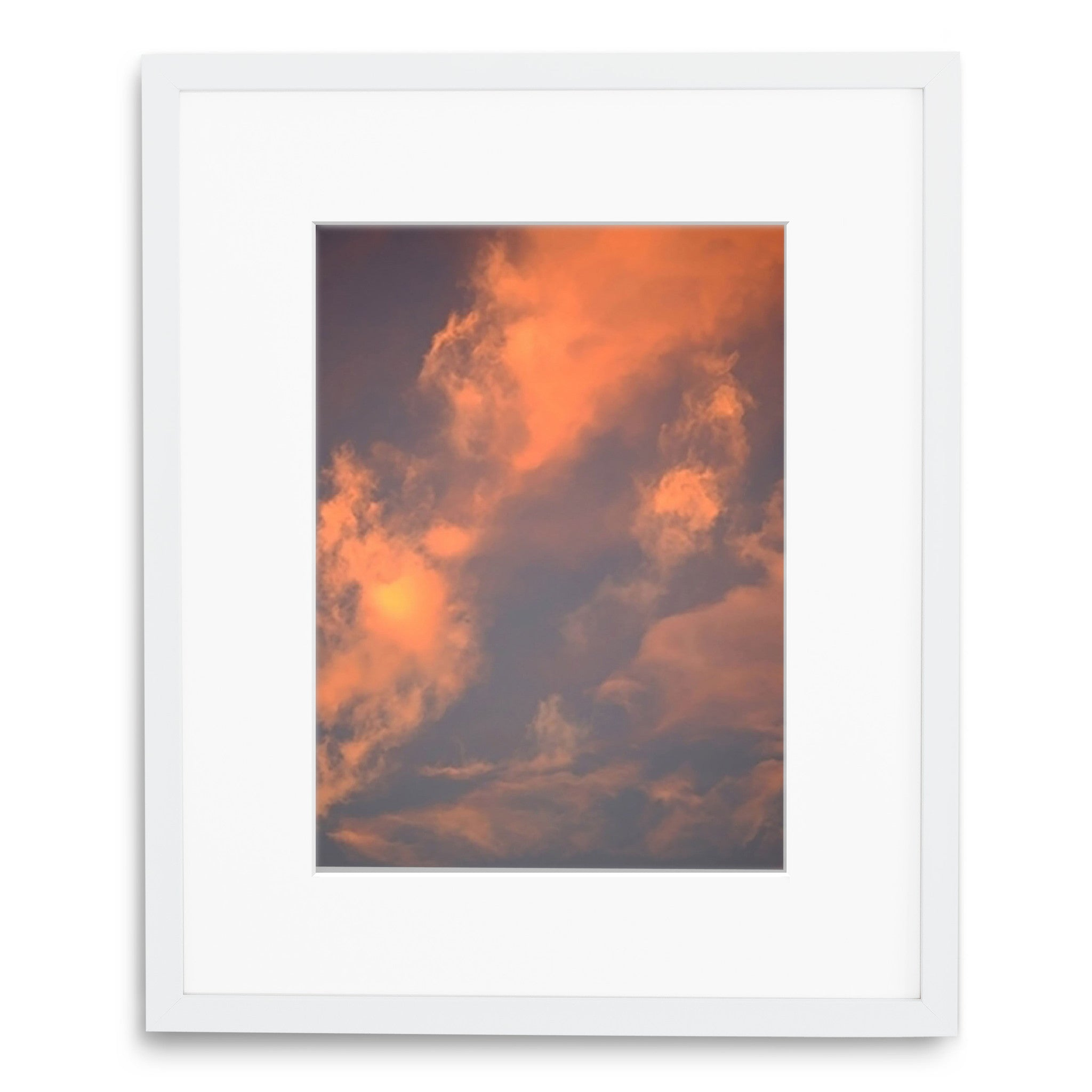 Jessie Chaney Prints - Pink Sky