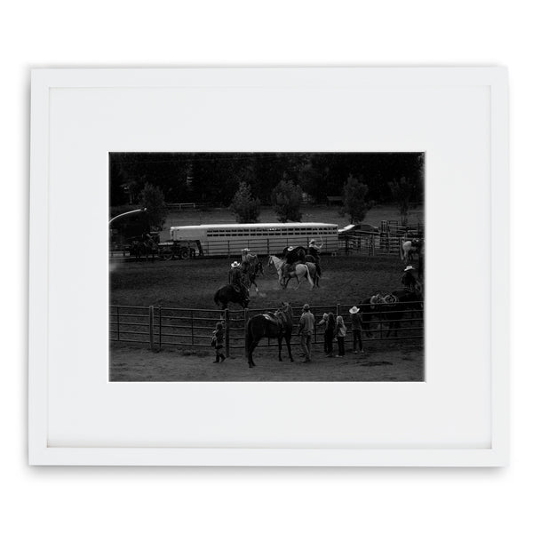 Jessie Chaney Prints - Rodeo