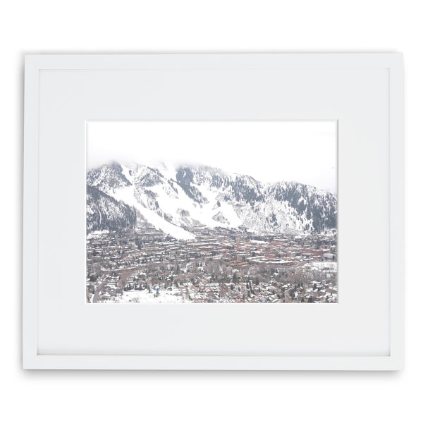 Jessie Chaney Prints - Winter White Out