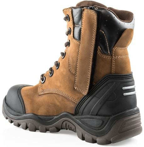 Buckler, Buckshot 2 High Leg Zipper Boot (BSH008WPNM)