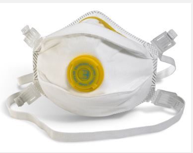 P3 Mask Valved (Box 5)