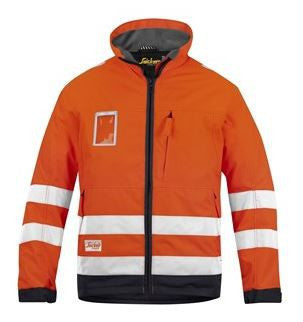 Snickers 1133 High-Vis Winter Jacket, Class 3