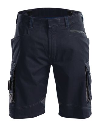 Dassy® Cosmic Two-Tone Work Shorts *NEW* (Midnight Blue/Anthracite Grey)