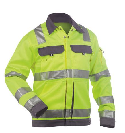 DASSY® DUSSELDORF HIGH VISIBILITY WORK JACKET