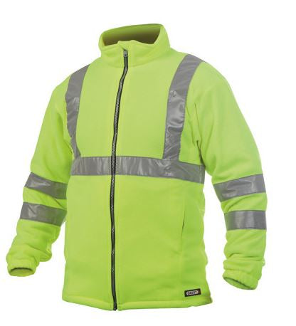 DASSY® KALUGA  HIGH VISIBILITY FLEECE JACKET