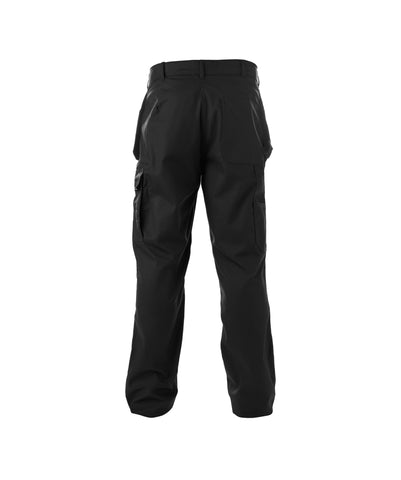 Seaton Basic Kneepad Trouser Black/Black
