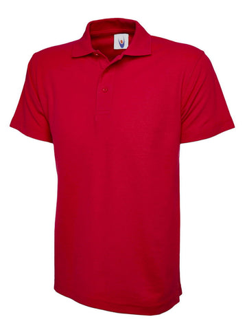 Uneek UC101 Classic Polo - Red