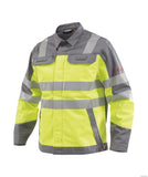 DASSY® FRANKLIN TWO-TONE MULTINORM HIGH VISIBILITY WORK JACKET
