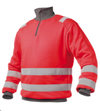 DASSY® DENVER HIGH VISIBILITY SWEATSHIRT
