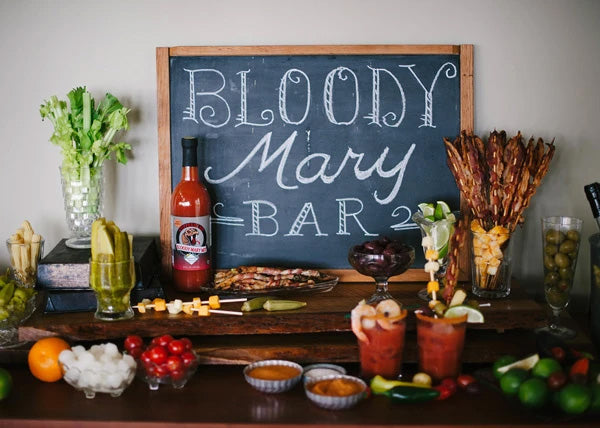 COPPERHEAD BLOODY MARY BAR