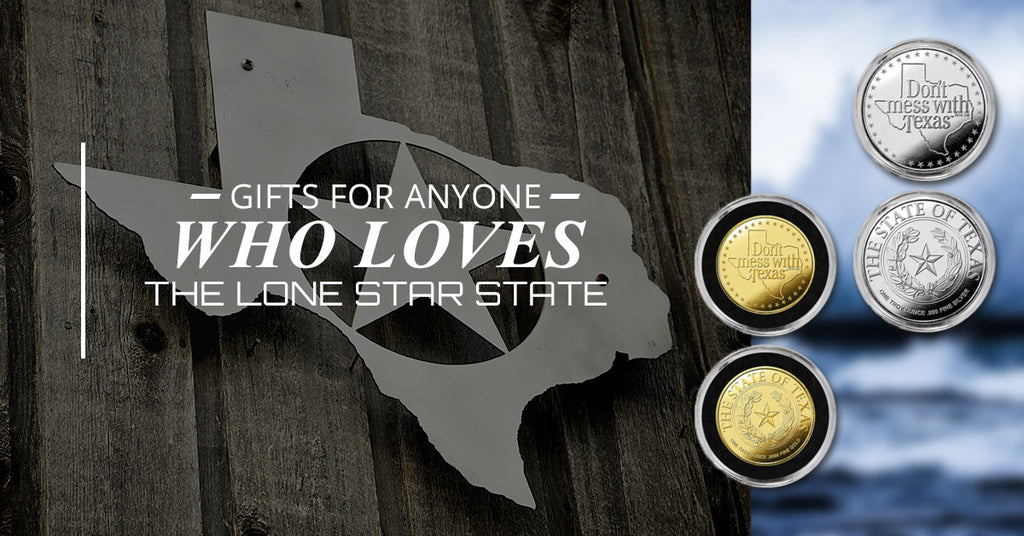 Looking for Unique Texas Gifts?