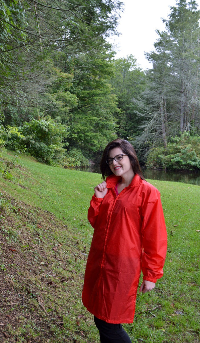Ready for Rain with the Kelsey Lauren Rainjacket