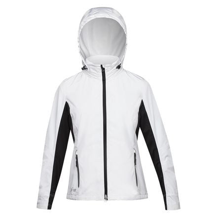 Nivo Sport White Waterproof Jacket