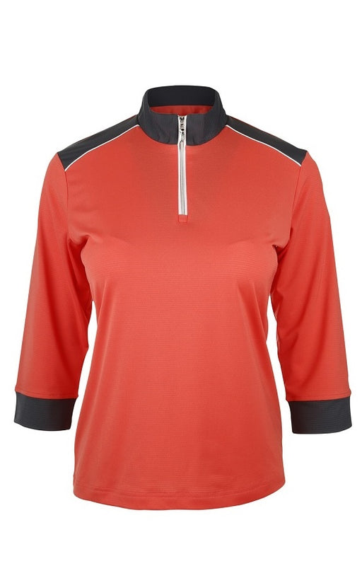 Sport Haley Addison 3/4 Sleeve Shirt | UPF 30