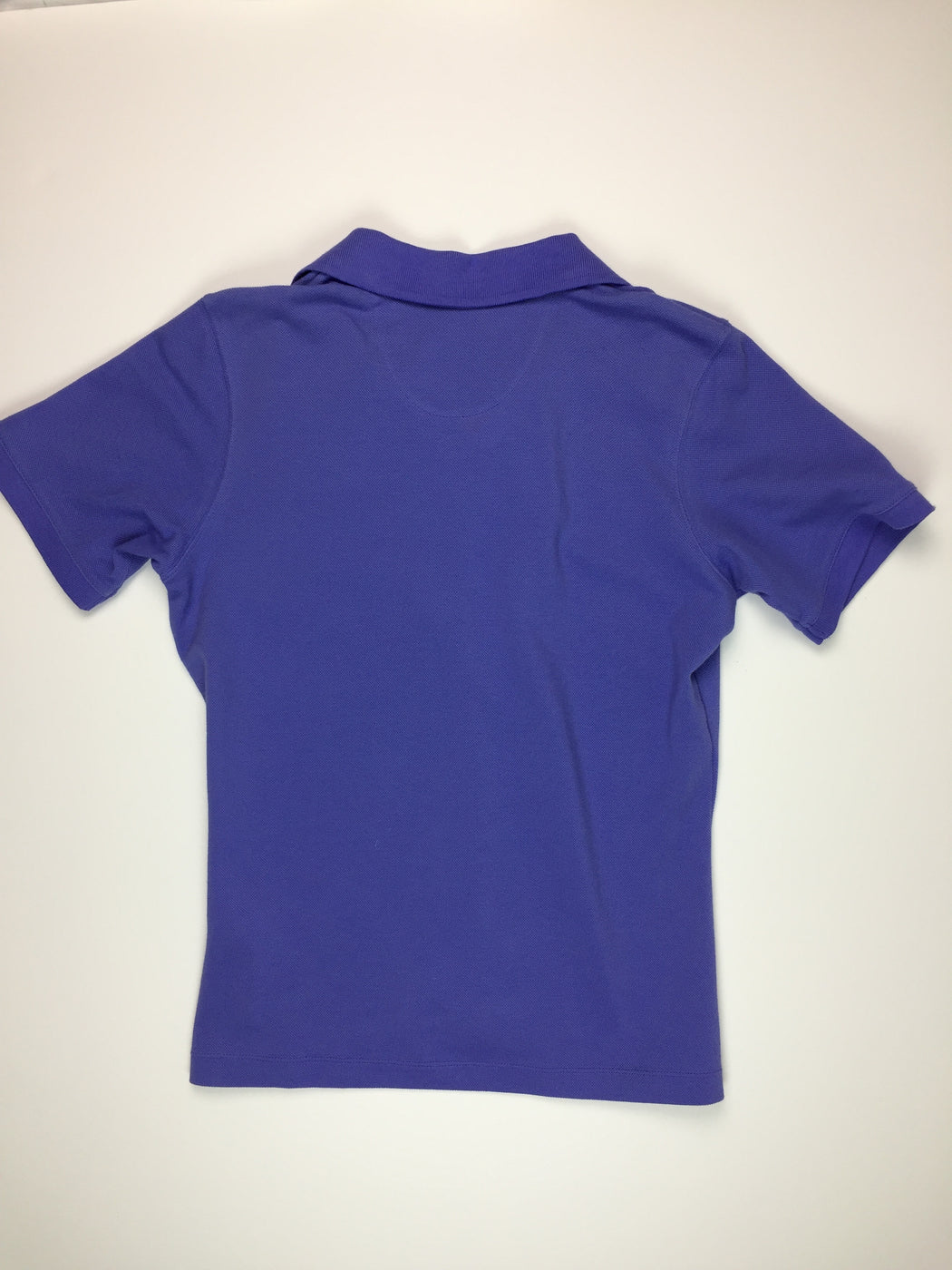 EP Pro Tour Dry Short Sleeve Cotton Golf Polo - Purple (Periwinkle)