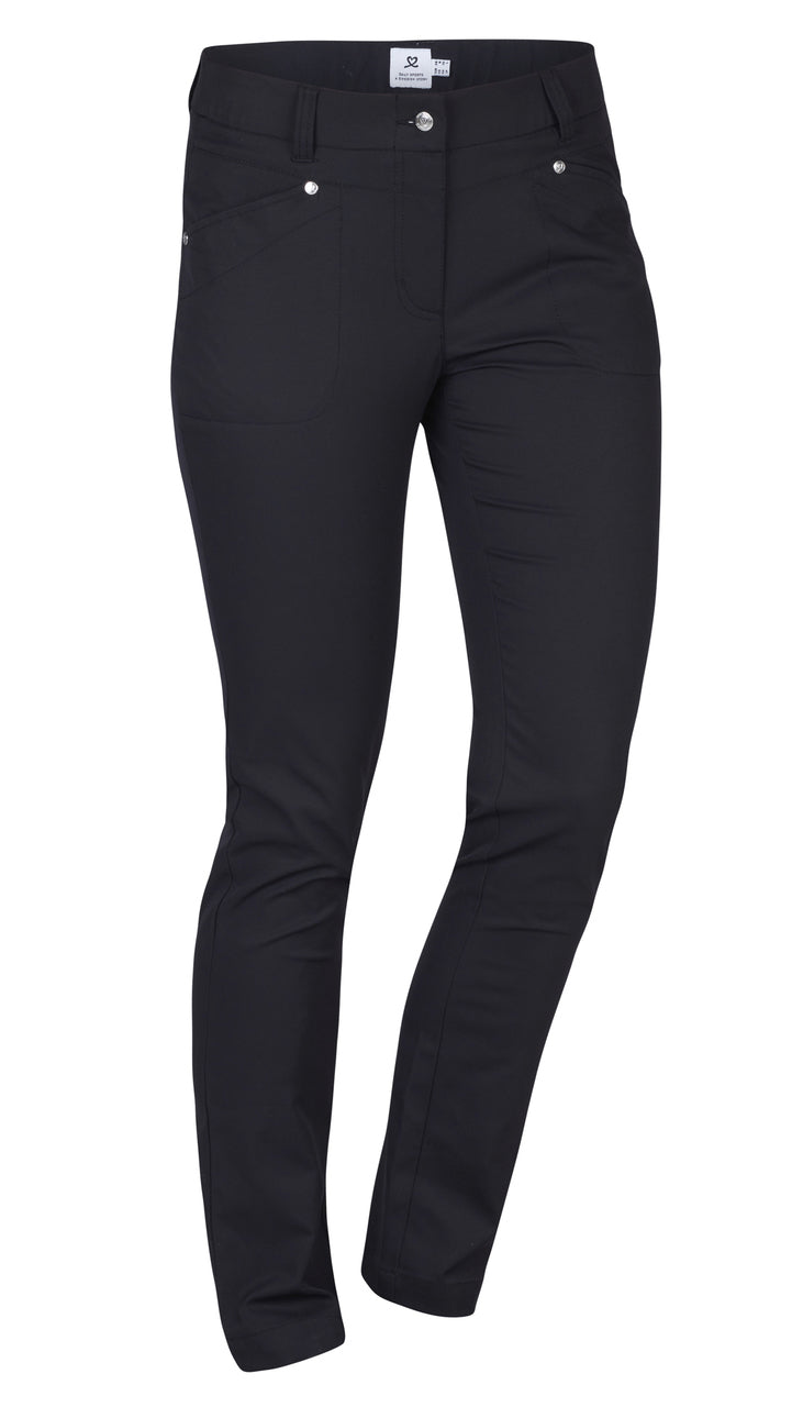 Daily Sport Lyric Black Pant  29
