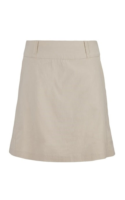 Bette & Court Smooth Fit Skort - Stone