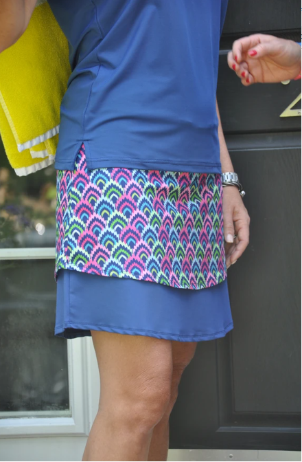 Birdies and Bows Lay it Up Layers  Skort -Bags of Blades
