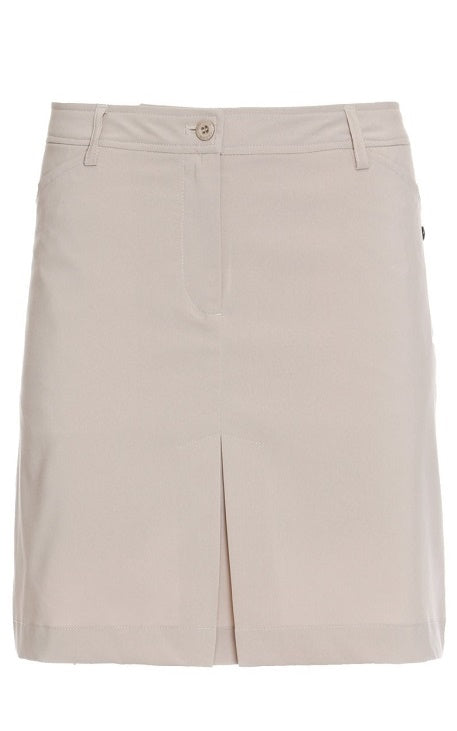 "Cracked Wheat Serena 20"" Skort - Dune"