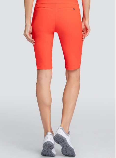 Tail Activewear Giuliana Short - Paprika Red 21"