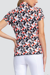 Tail Activewear Neve Top - Triplex Print | SPF 50