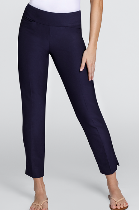 Tail Activewear Mulligan Ankle Pant in Midnight Blue 28"