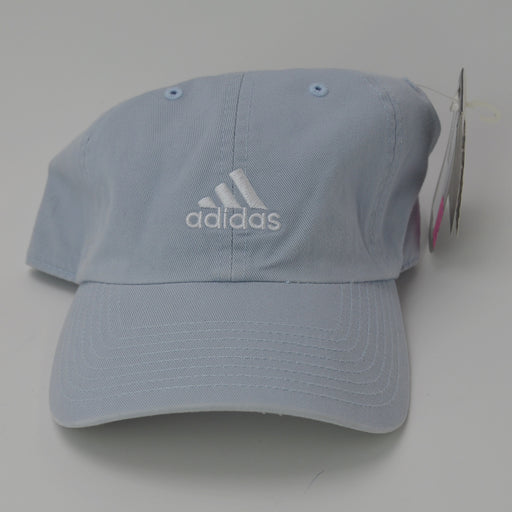 Addidas Adjustable Golf Hat - Light Blue