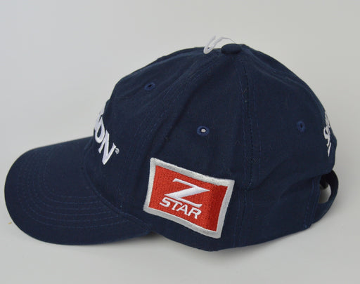 Srixon Z-Star Adjustable Golf Hat in Navy Blue