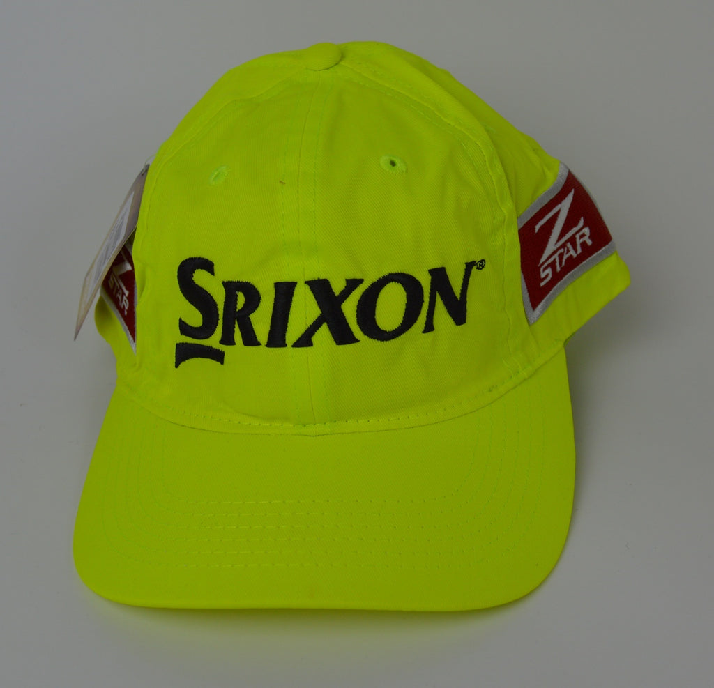 Srixon Z-Star Adjustable Golf Hat in Tour Yellow