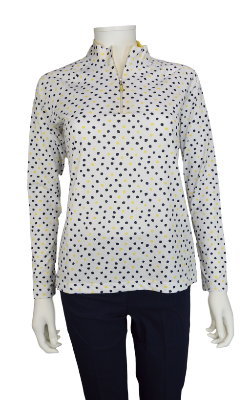 Sport Haley Georgina Long Sleeve Golf Polo