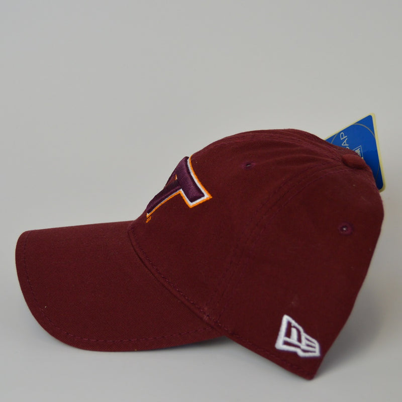 low cost 276bf 12db9 ... ireland virginia tech new era magnetic hokie bird ball marker golf hat  c8c6b da6da
