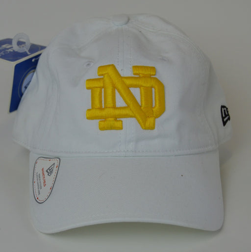 Notre Dame New Era Magnetic Adjustable Golf Hat