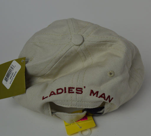 Precept 'Ladies Man' MC Lady Adjustable Golf Hat - Beige