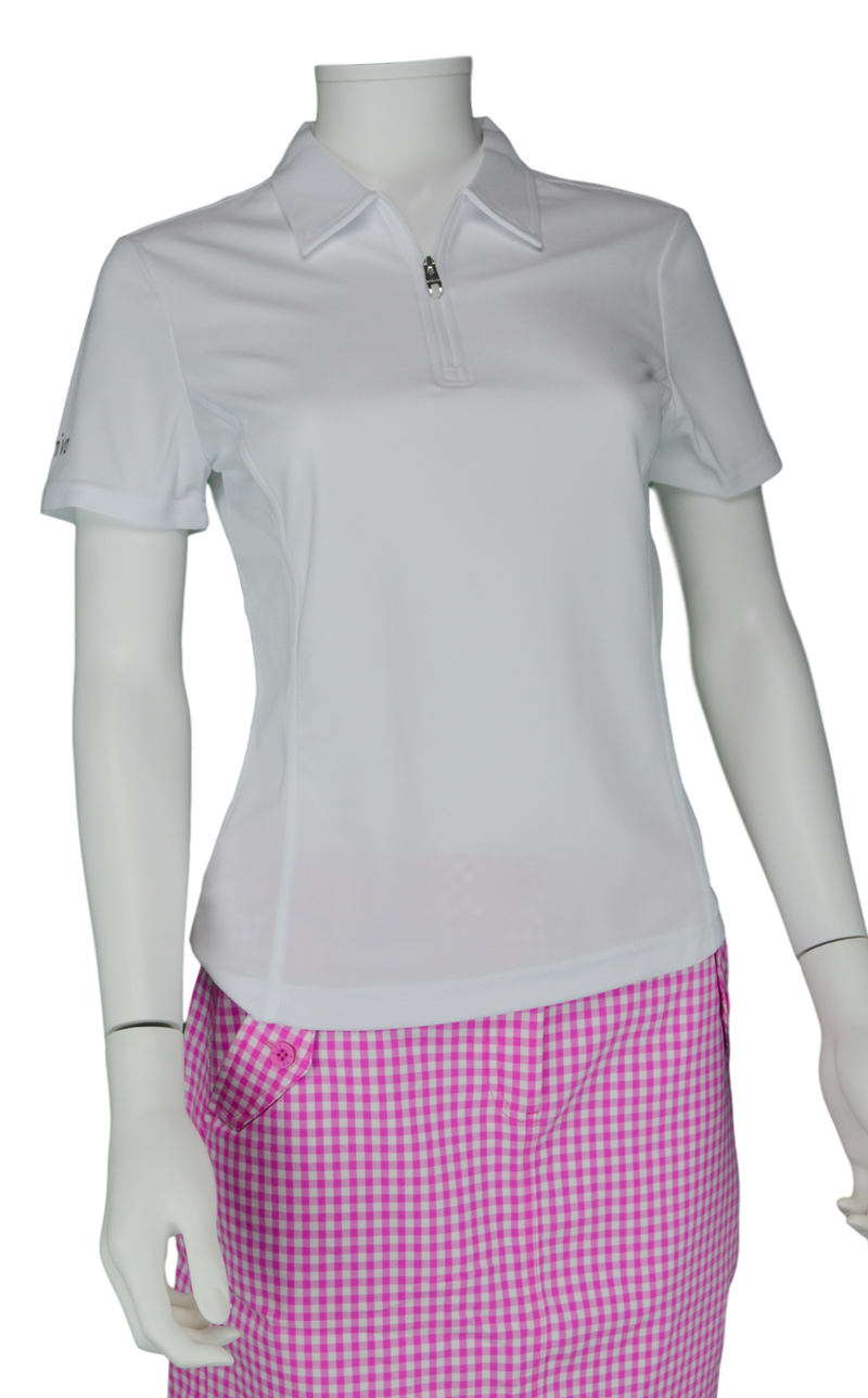 Nivo Naomi Polo - White