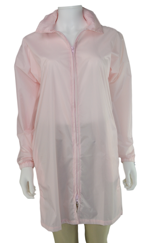 Kelsey Lauren Raincoat - Light Pink