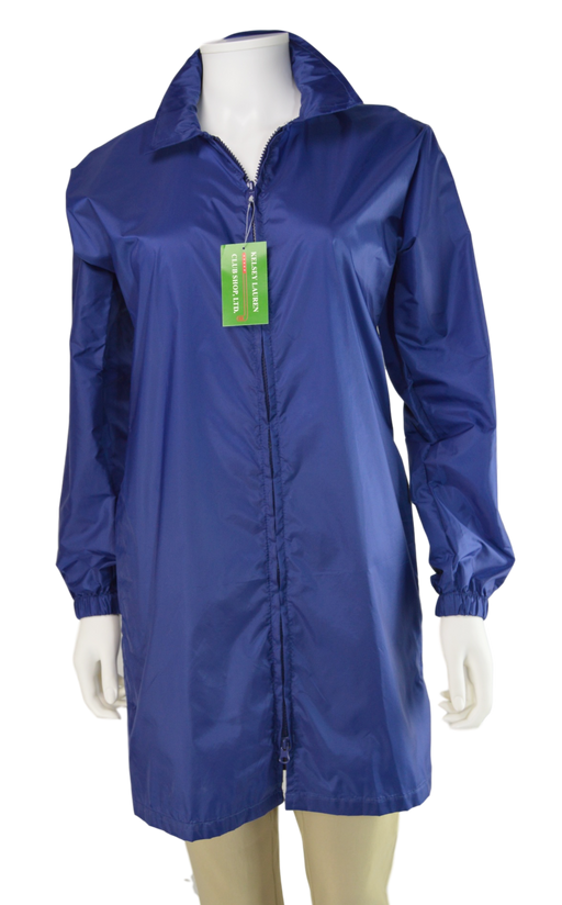 Kelsey Lauren Raincoat - Navy