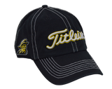 Titleist Golf Hat - Appalachian State 3 logo - Black/Adjustable