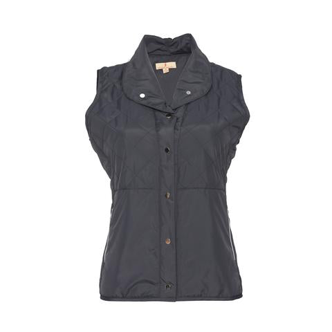 Sport Haley Tatum Snap Front Quilted Vest