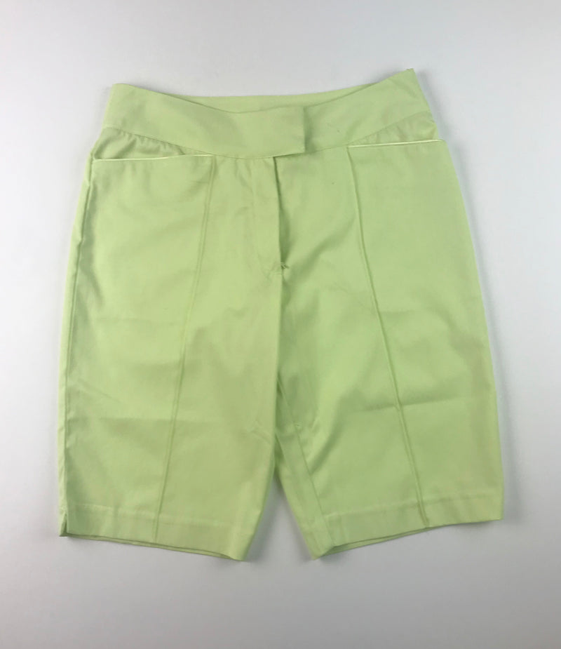 Tail Activewear Short -Light Lime 21"