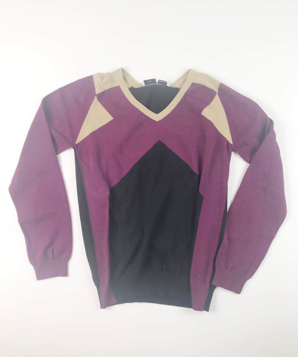 Nivo  Sweater  Color Block