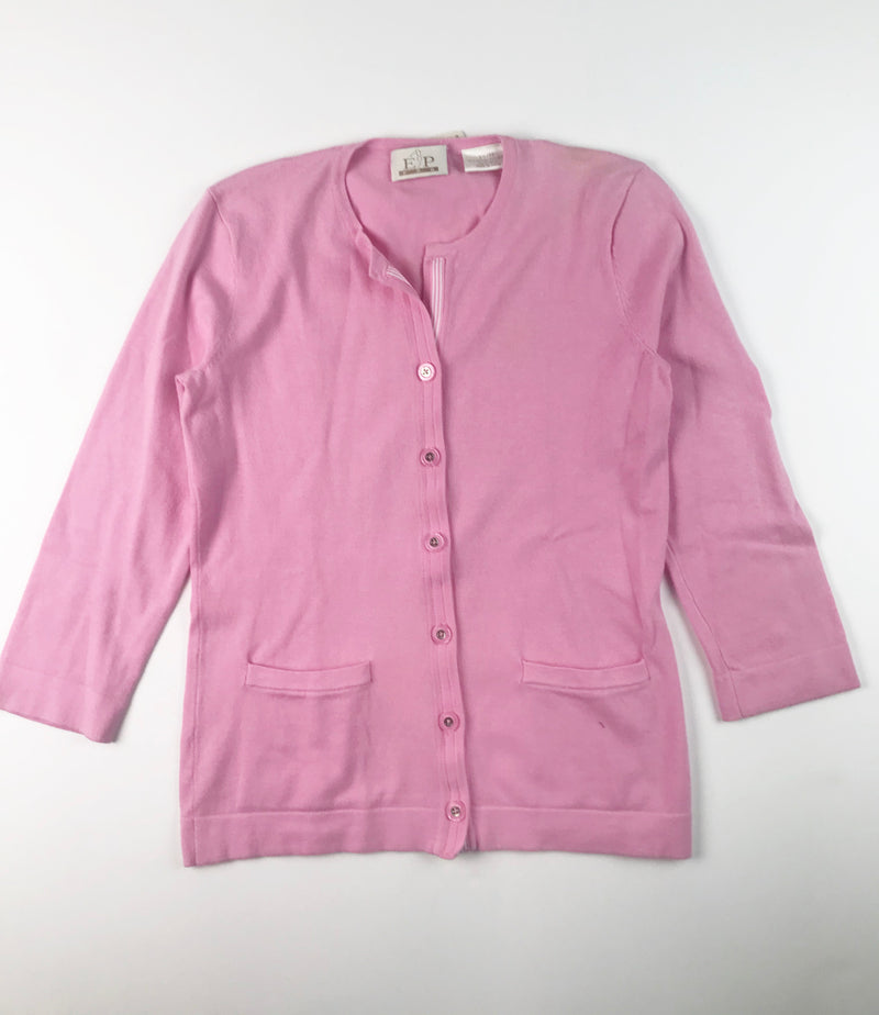 EP Pro  Cardigan Tickled Pink