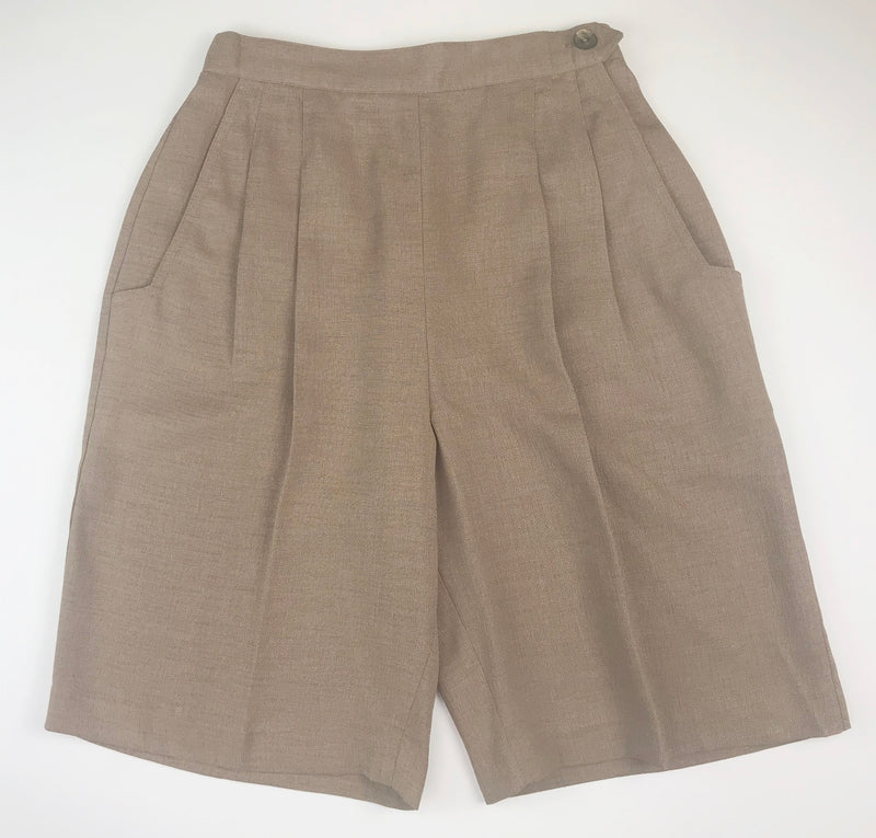 "Hana Sport Short  21"" - Coffee"