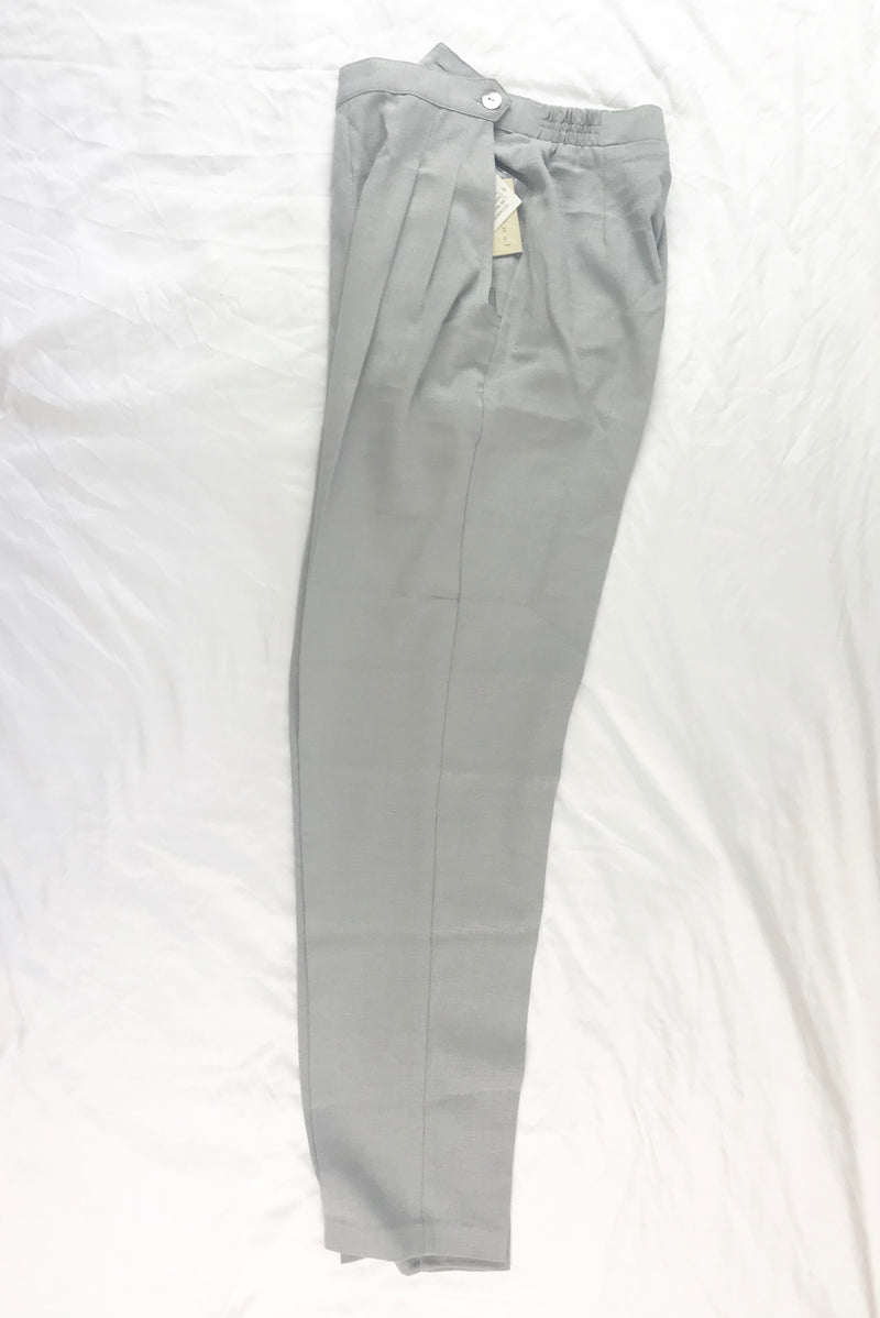 Hana Sport  Slacks - Dove Grey