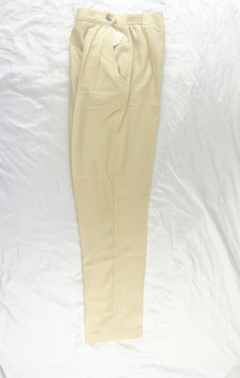 Hana Sport  Slacks - Maize