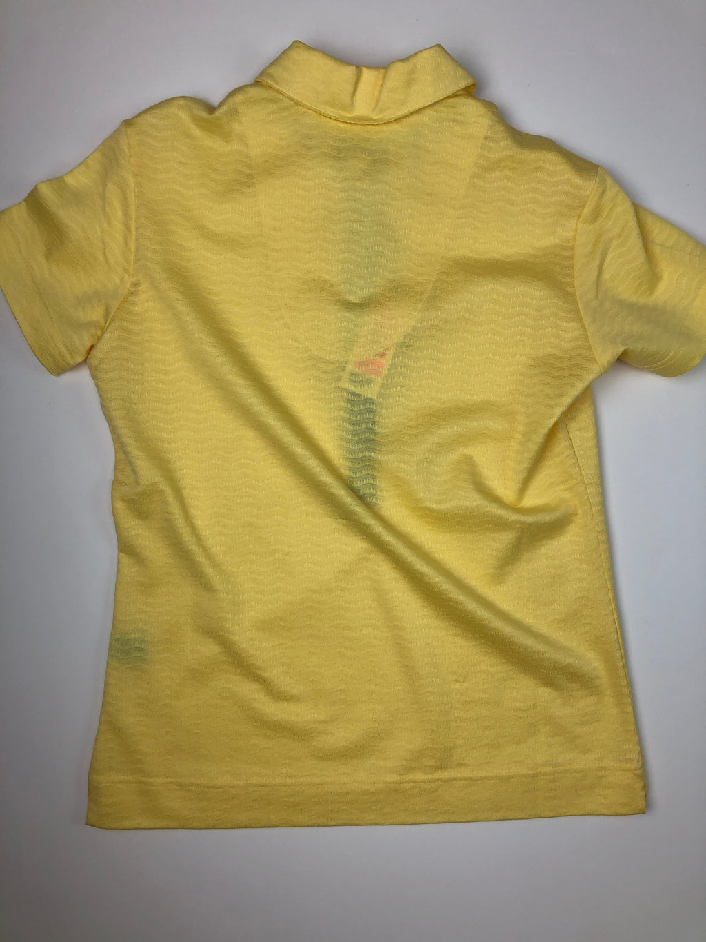 Sport Haley Short Sleeve Polo in Yellow