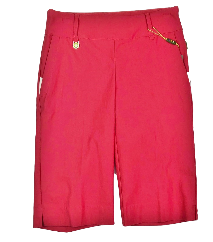 Swing Control Coral Red Short